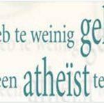 geloof-atheist
